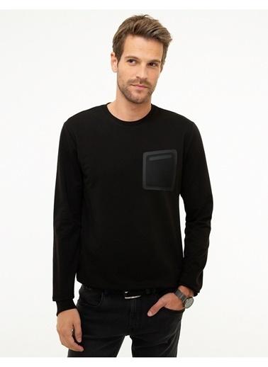Pierre Cardin Sweatshirt Siyah